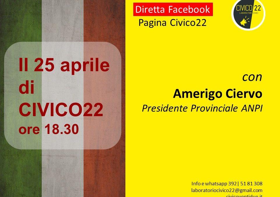 Il 25 Aprile di Civico22