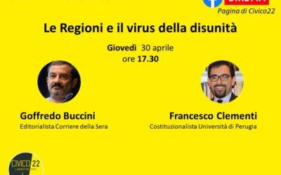 Le Regioni e il virus della disunità