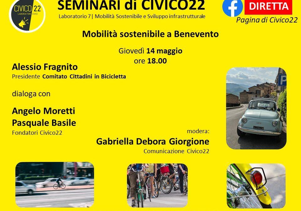 Mobilità sostenibile a Benevento
