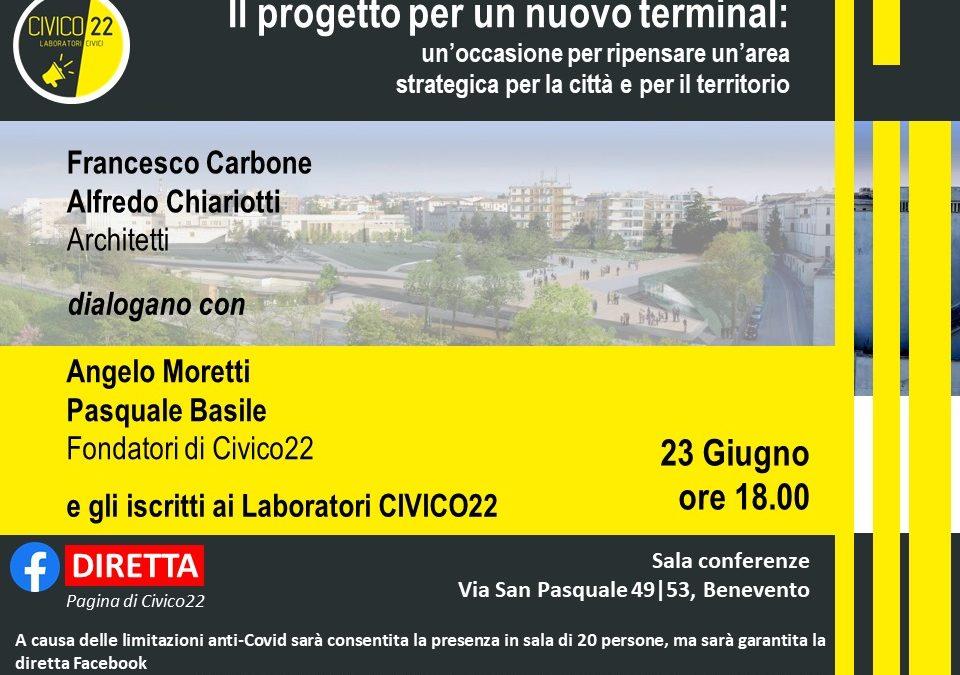 Un Progetto per il Terminal di Benevento