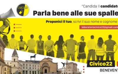 Candida il candidato-Candida la candidata