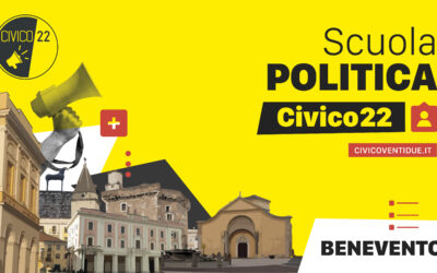 La Scuola di formazione politica di CIVICO22