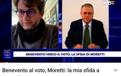 La sfida di Moretti